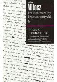 Traktat moralny Traktat poetycki Lekcja literatury