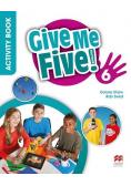 Give Me Five! 6 Activity Book + kod MACMILLAN