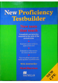 New Proficiency Testbuilder