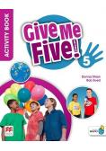 Give Me Five! 5 Activity Book + kod MACMILLAN