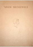 Adam Mickiewicz 1798 1948 Katalog wystawy jubileuszowej 1949 r