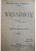 Większością Tom II 1902 r.