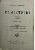 Pamiętniki Tom III 1933 r.