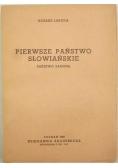 Pierwsze Państwo Słowiańskie 1949 r