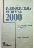 Pharmaceuticals in the year 2000