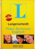 Langencheidt Power Dictionary Englisch