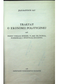 Traktat o ekonomii politycznej