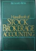 Handbook of Stock Brokerage Accounting