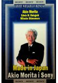 Made in Japan Akio Morita i Sony