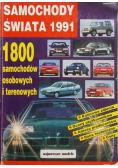 Samochody Świata 1991