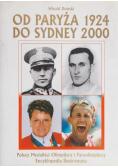 Od Paryża 1924 do Sydney 2000