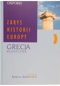 Zarys historii Europy  Grecja klasyczna