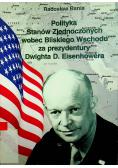 Polityka Stanów Zjednoczonych wobec Bliskiego Wschodu za prezydentury Dwighta D. Eisenhowera