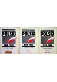 Najnowsza historia Polski 1918 1980 część od I do III