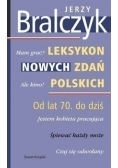 Leksykon nowych zdań polskich