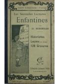 Les Secondes Lectures Enfantines 1910