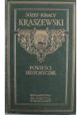 Powieści historyczne 1929r