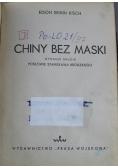 Chiny bez maski 1949 r