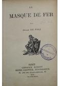 Le Masque de Fer 1888 r.