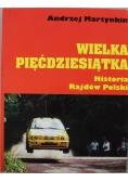 Wielka pięćdziesiątka Historia Rajdów Polski