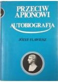 Przeciw Apionowi Autobiografia