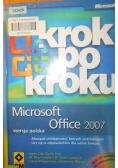 Krok po kroku Microsoft Office Project 2007