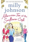 Afternoon Tea at the Sunflower Cafe