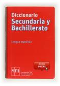 Diccionario Secundaria y Bachillerato Lengua espanola ed