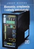 Elementy urządzenia i układy automatyki