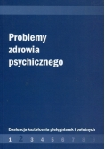 Problemy zdrowia psychicznego