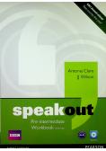 Speakout PreIntermediate Workbook with key z płytą CD