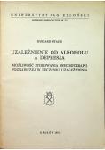 Uzależnienie od alkoholu a depresja możliwości stosowania psychoterapii poznawczej w leczeniu uzależnienia