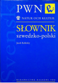 Słownik szwedzko  polski