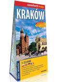 Kraków laminowany plan miasta 1:22 000