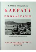Karpaty i Podkarpacie Reprint