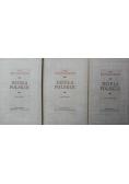 Dzieła polskie 3 tomy