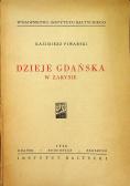 Dzieje Gdańska w zarysie 1946 r.