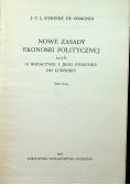 Nowe zasady ekonomii politycznej Tom II