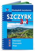 Niezbędnik turystyczny Szczyrk 3w1 WIT