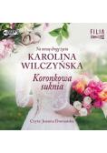 Koronkowa suknia audiobook