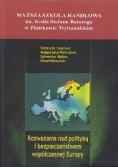 Rozważania nad polityka i bezpieczeństwem współczesnej Europy