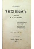 W wieku nerwowym 1900 r