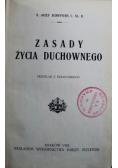 Zasady życia duchowego 1926 r