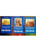 Ilustrowany przewodnik po zabytkach kultury na Ukrainie 3 Tomy