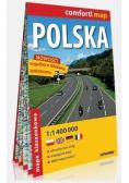 Comfort! map - Polska 1:1 400 000