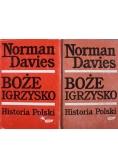 Boże igrzysko Historia Polski  tom 1 i 2