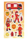 Naklejki Strażacy