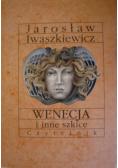 Wenecja i inne szkice