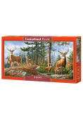 Puzzle 1500 Royal Deer Family CASTOR