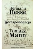 Korespondencja Tomasz Mann